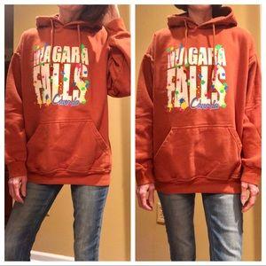 Tops - Niagara Falls Heavy Sweatshirt